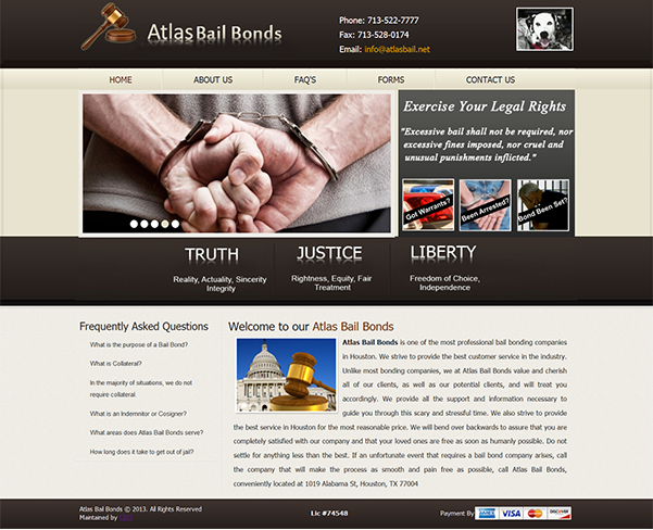 Atlas Bail Bonds